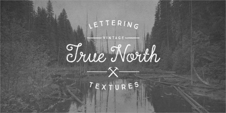 True North Textures Cultivated Mind