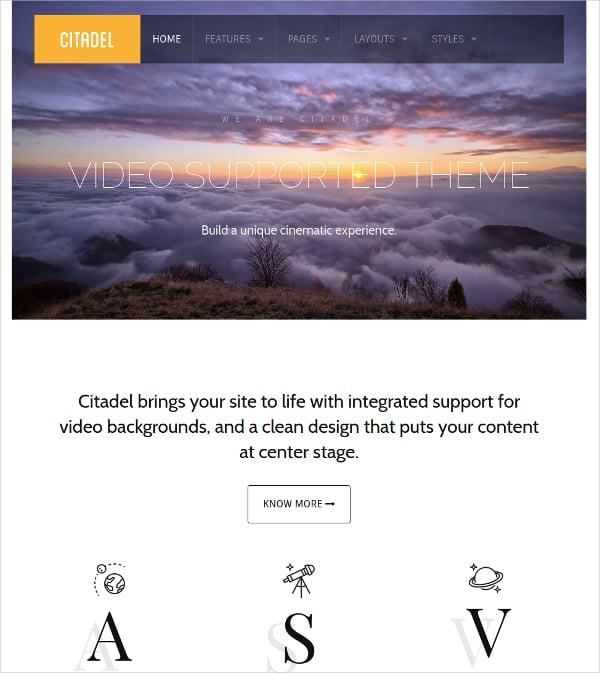 Free Responsive Design Joomla Theme