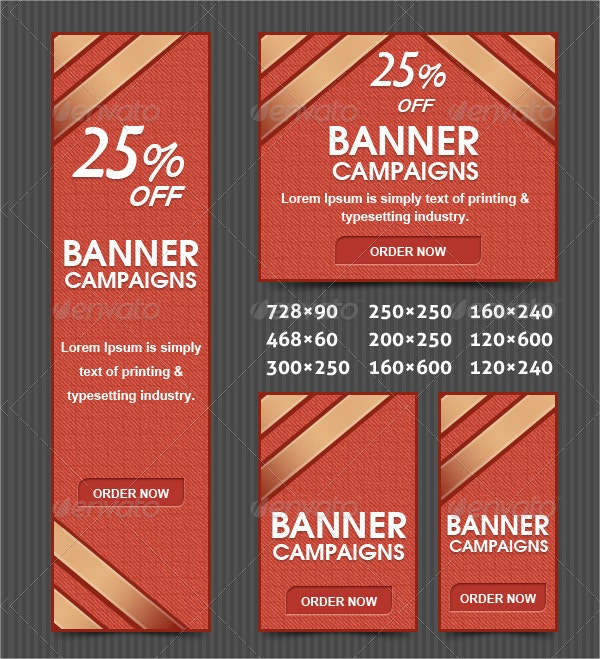 Creative Campaign Banners