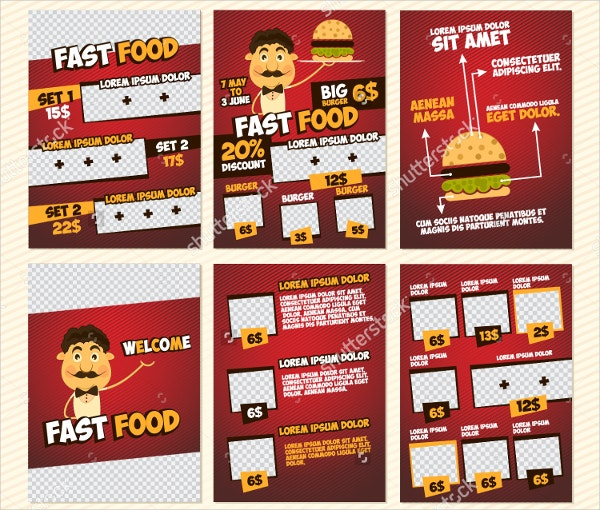 23 Fast Food Flyer Templates Free Psd Ai Vector Eps Format