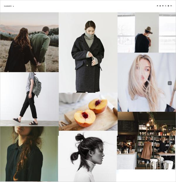 summer fashion blog wordpress theme 19