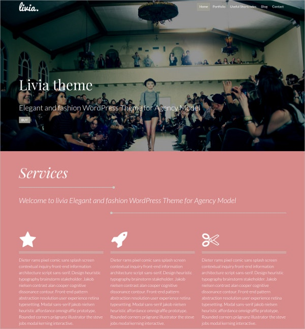 photography fashion blog wordpress theme 49