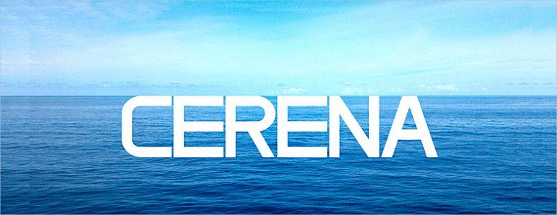 Cerena Free Font