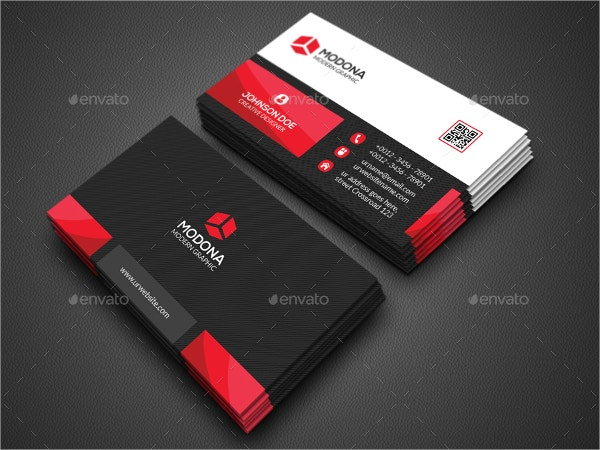31 modern business card templates free eps ai psd format modern landscape business card template fbccfo Gallery