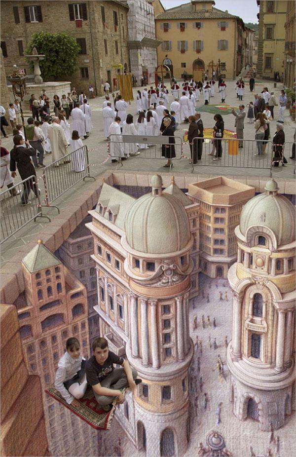 10 3D Street Art Examples