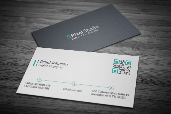 Gorgeous Business Card