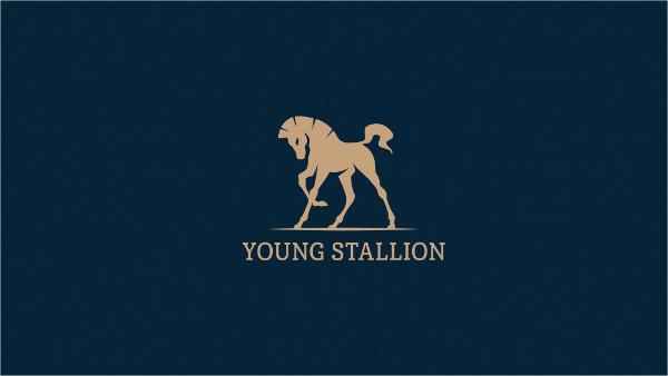 Young Horse Logo