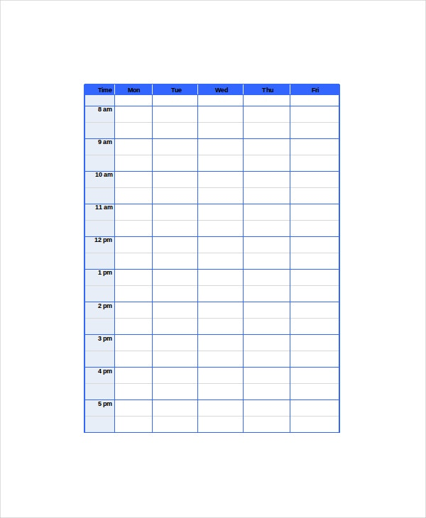 Daily Task Template Sample Daily Log Employee Task List Sample Task