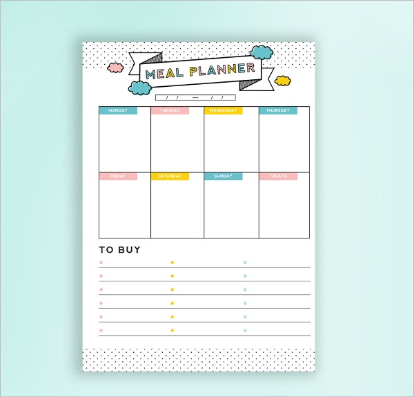 5+ Daily Budget Planner Templates - Free Sample, Example, Format