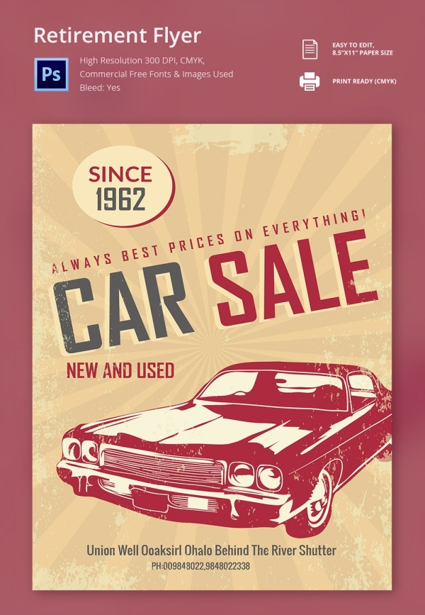 13 car_sale_Flyer