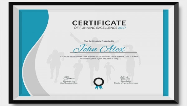 certificateofrunningtemplate1