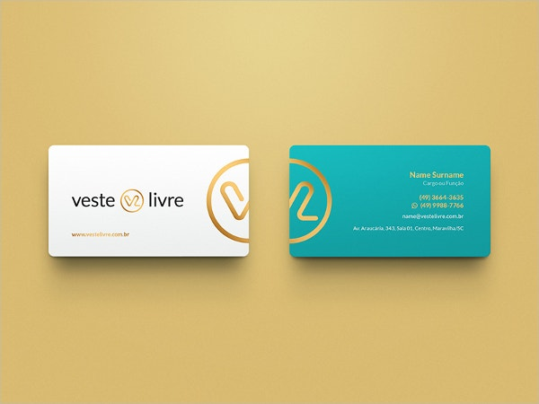 21+ Fashion Business Cards - Free PSD, AI, Vector, EPS Format ...