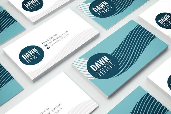 graphic artist business card1
