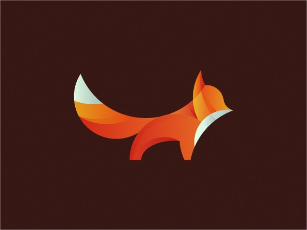 Orange Fox Logo