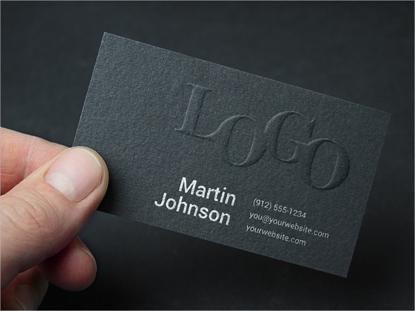 20+ Embossed Business Cards - Free PSD, AI, EPS Format Download ...