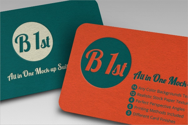 hot foil embossed business card2
