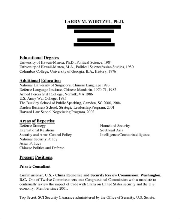 Network Security Manager Resume Sample Marine Infantryman Forces Example  United Film Production Cyber Templates Free  Network Security Resume