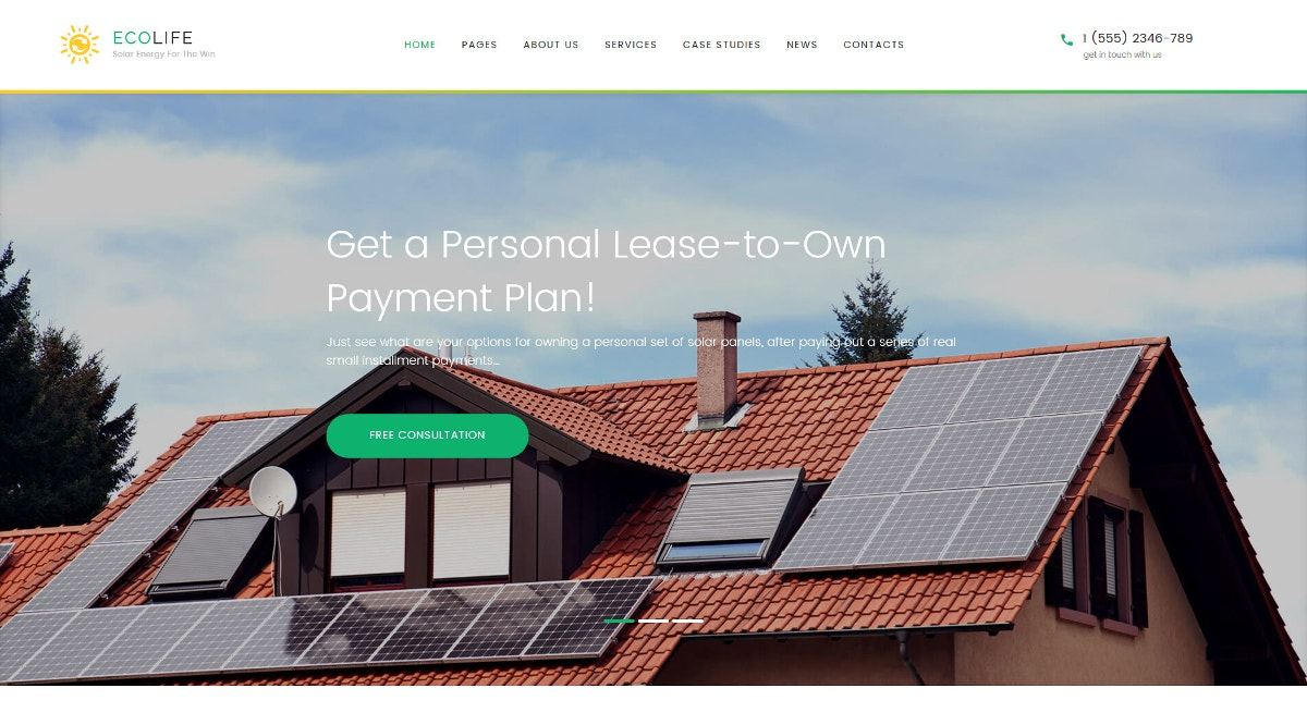 Premium Real Estate WordPress Theme $75