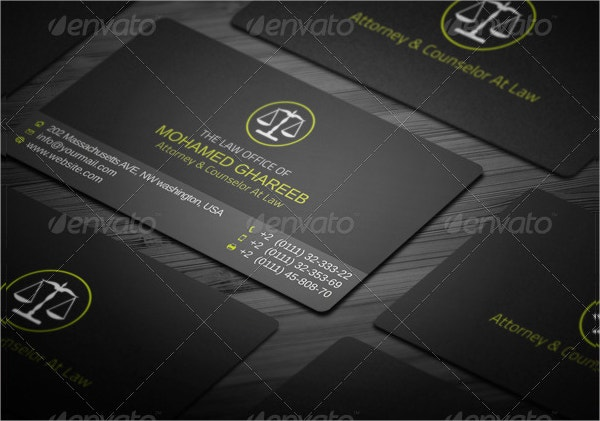 17 lawyer business cards free psd ai vector eps format creative lawyer business card reheart Images