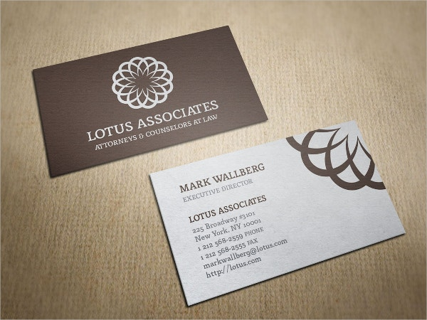 Attorneys business card selol ink attorneys business card cheaphphosting Images