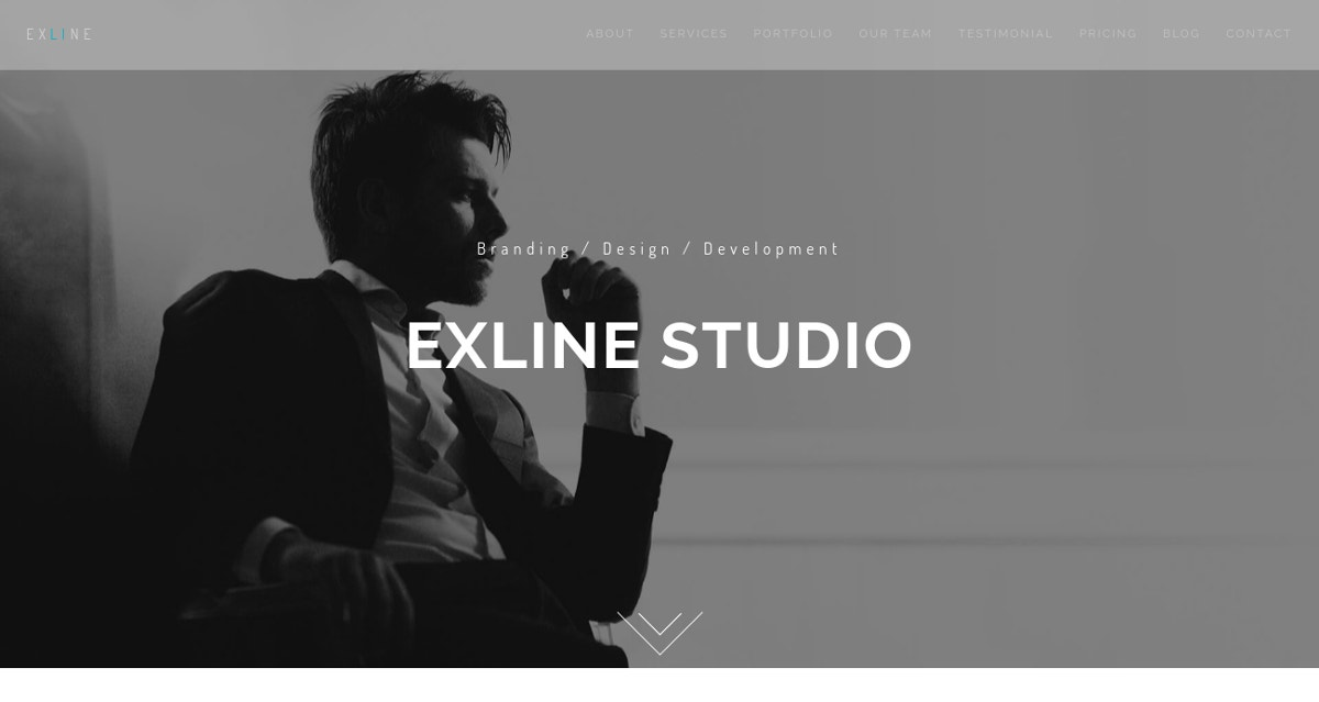 Corporate & Marketing Multipurpose WordPress Theme $42