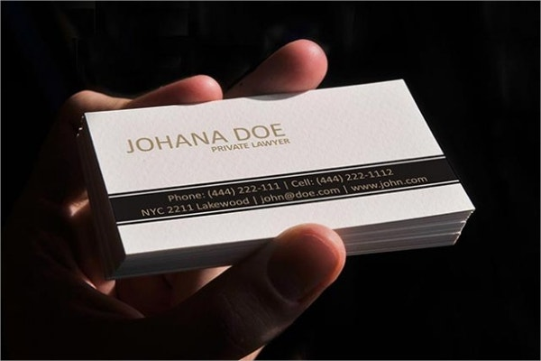 17 lawyer business card designs templates psd vector eps white lawyer business card template cheaphphosting Images