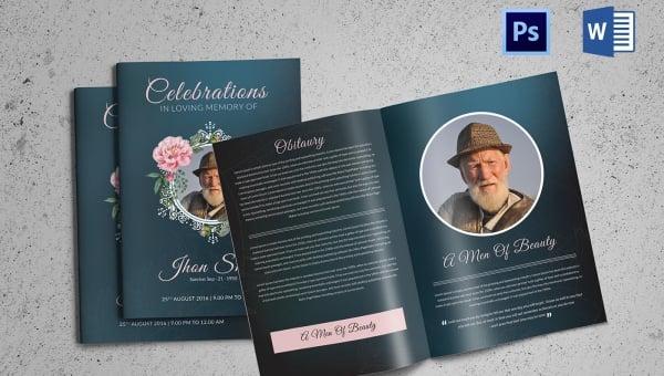 funeralbooklettemplates