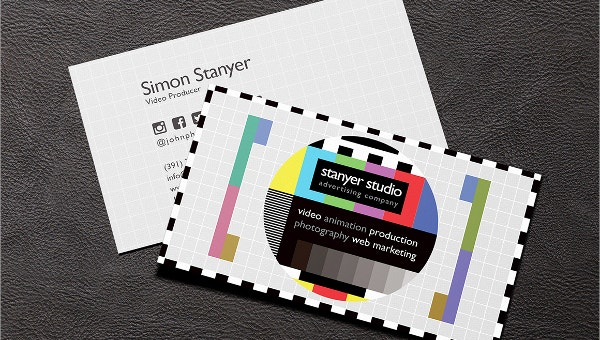 25 Creative Business Card Templates Psd Pages Word Ai