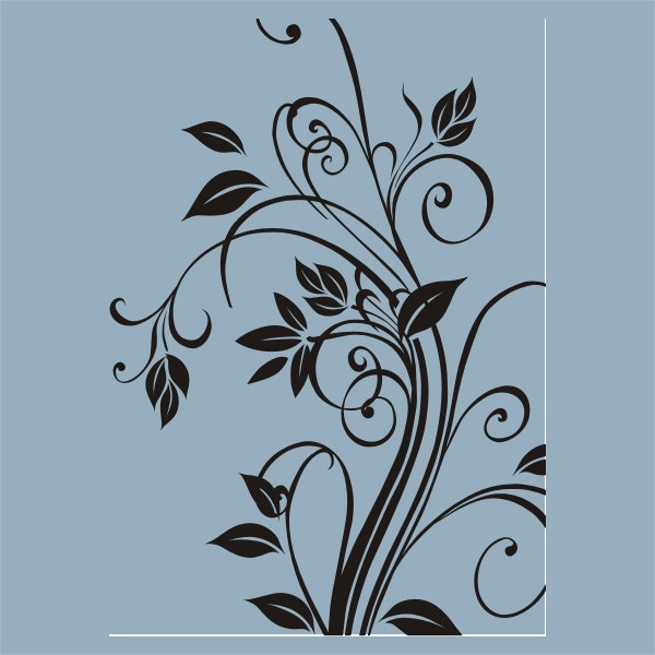 floral vector illustration1
