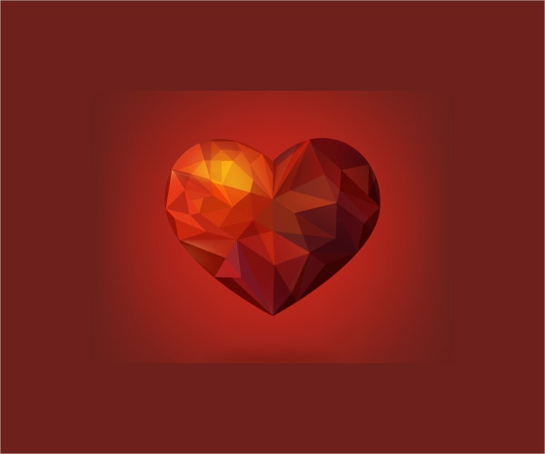 Geometry Vector Heart