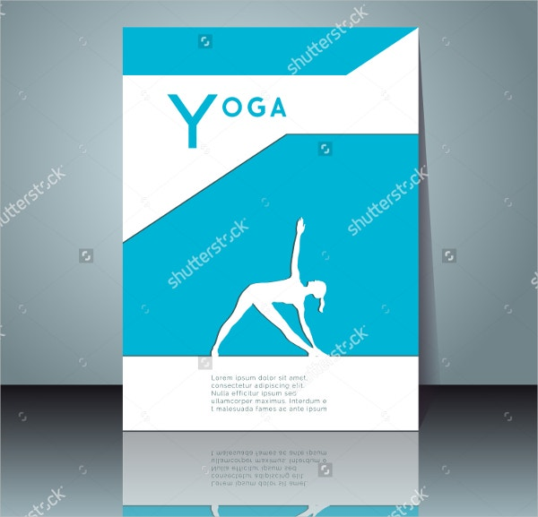 Professional Yoga Flyer Template