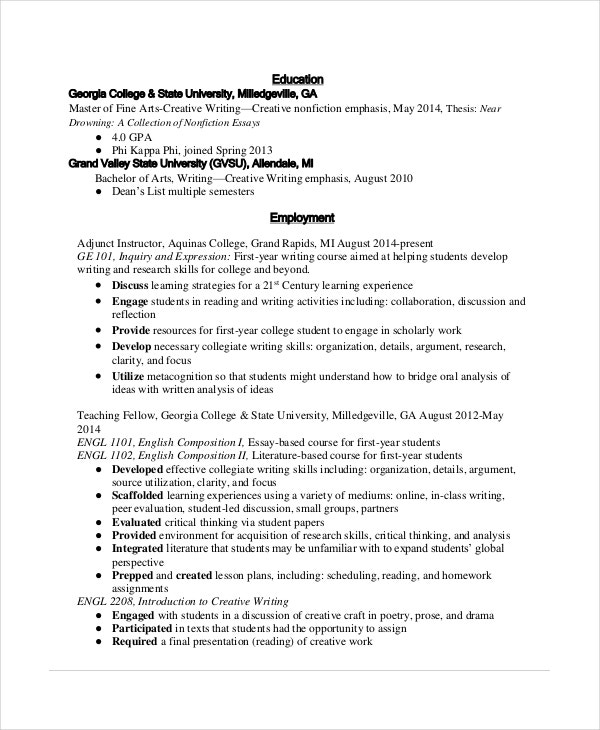 freelance resume snapwit co