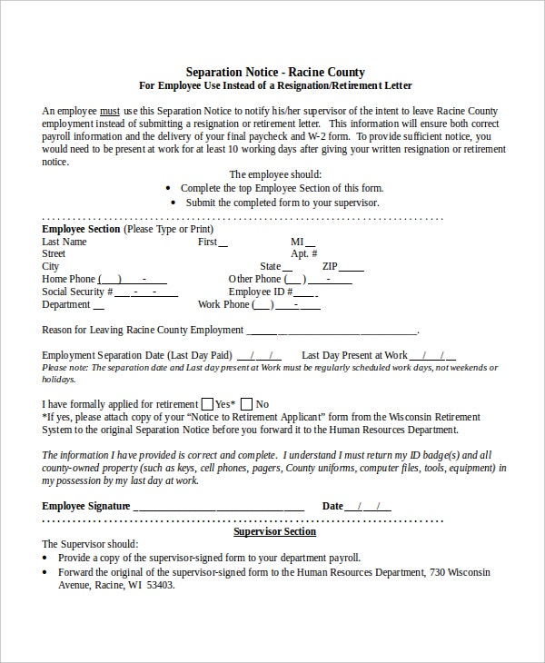 Employee Leave Form Employee Leave Request  Leave Request Form