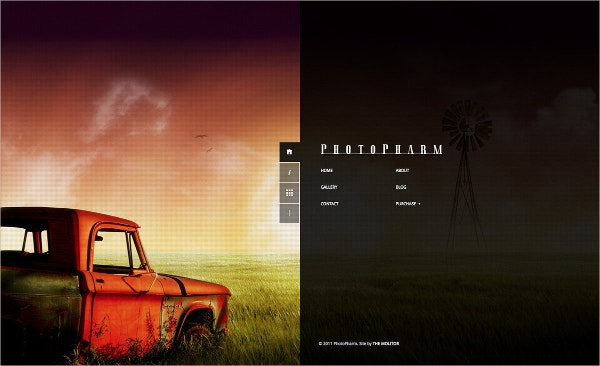 designer photography portfolio blog wp theme 49