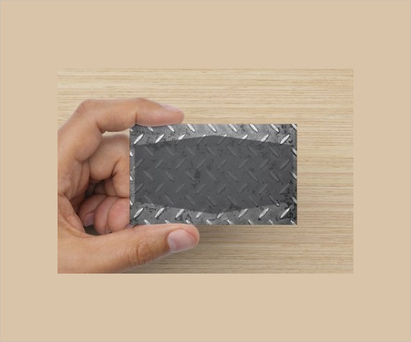 21 metal business cards free psd ai vector eps format download editable business card template wajeb Gallery
