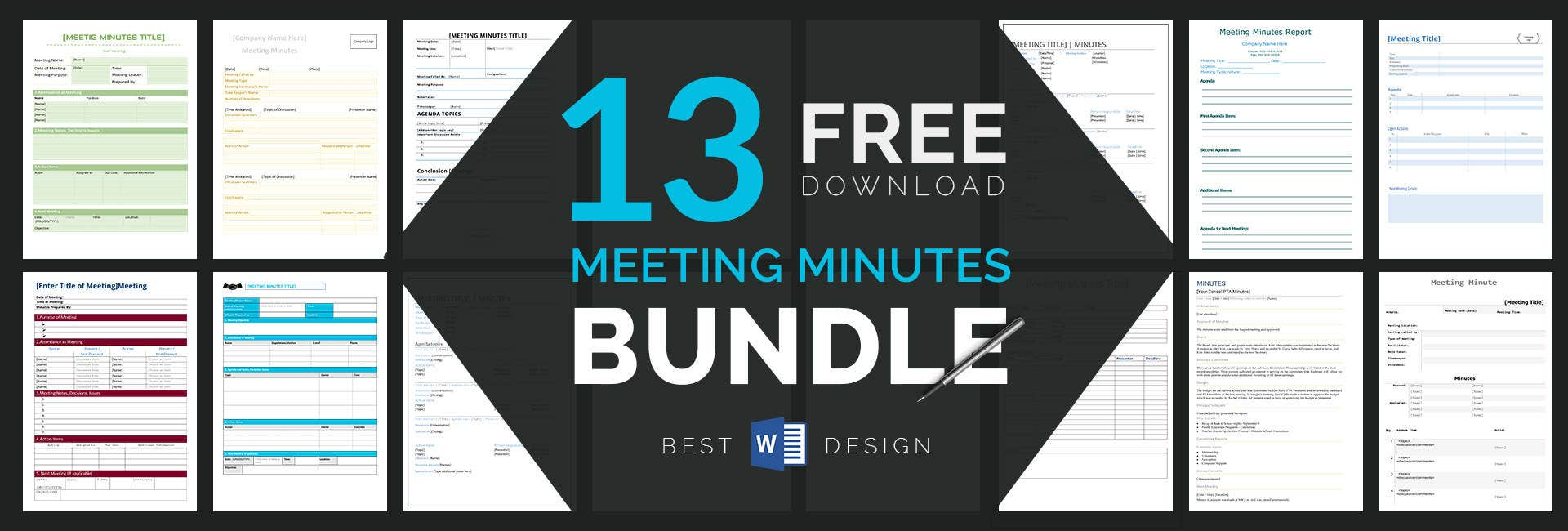meetingminutesfreetemplate