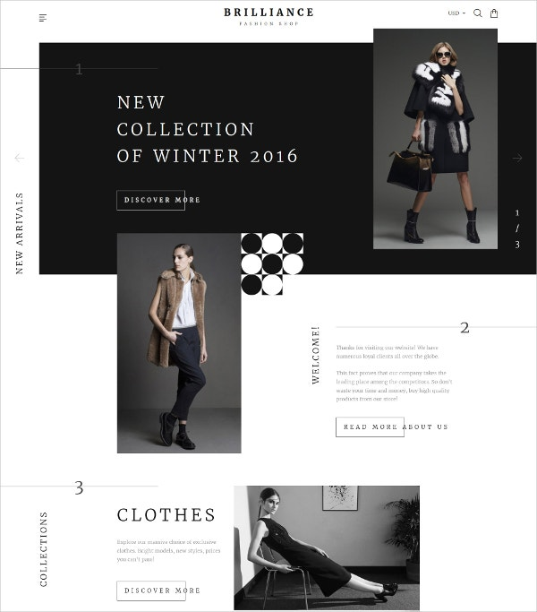 Womens Collection Shopify Theme $139