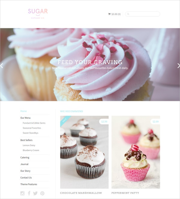 Boutique Shopify Blog Theme