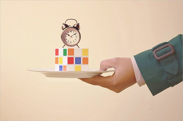 Puzzle Conceptual Photography