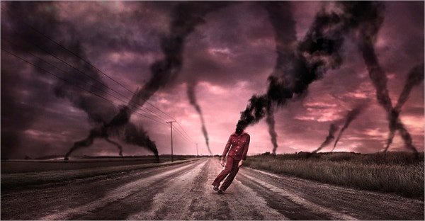 Smoke Conceptual Photgraphy