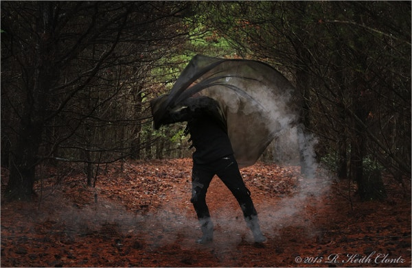 conceptual smoke