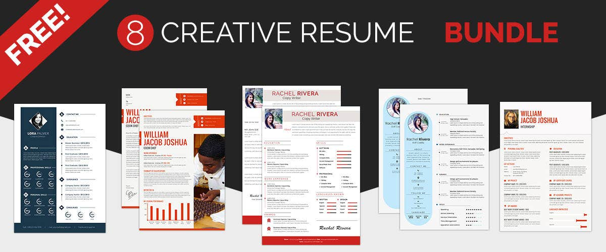Creative Resume Templates