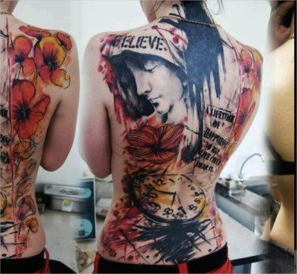 ink cool tattoo design