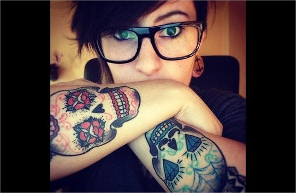 teen cool tattoo