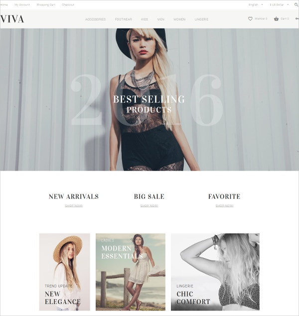 best fashion products opencart template 89