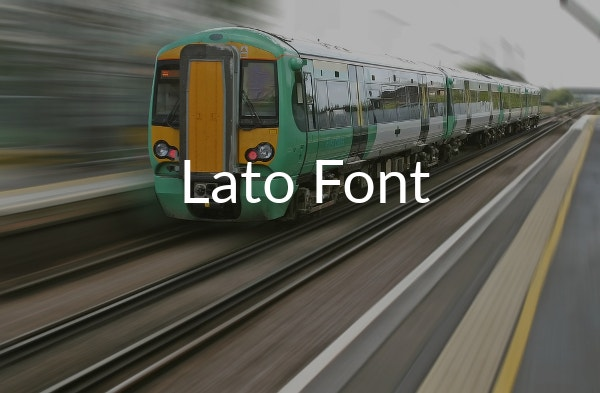 lato-font