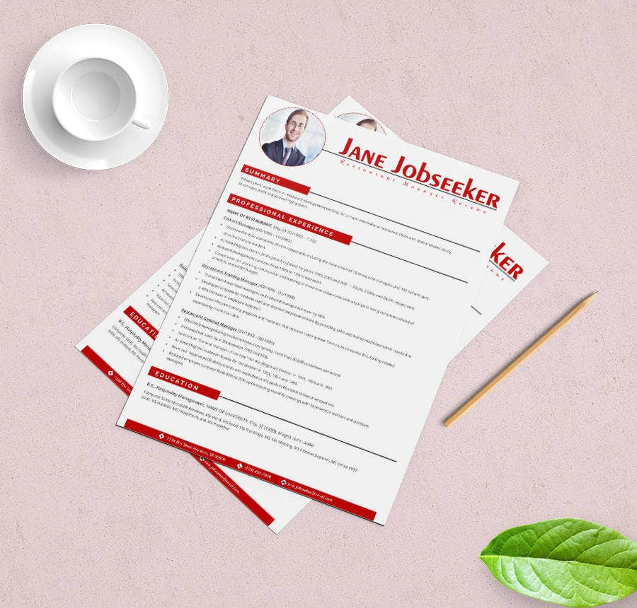 Trainee Manager Resume Template