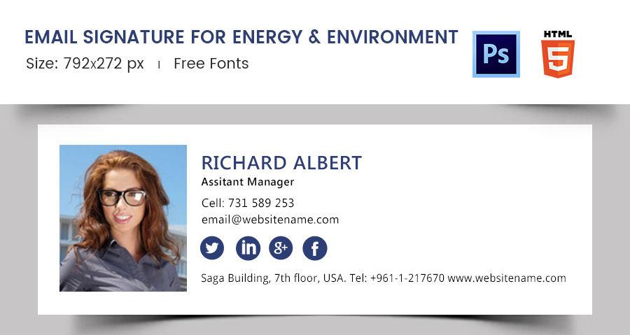 Energy Environment