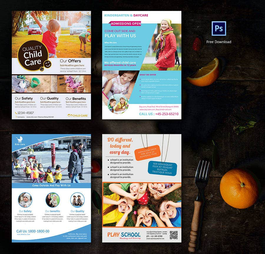 14+ Free Flyer Templates - Real Estate, Party, Travel | Free