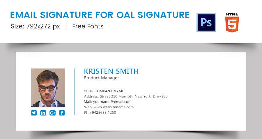 Email Signature for OAL Signature